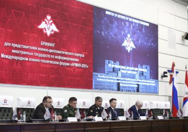 Участие в форуме «Армия-2021» подтвердили 44 страны