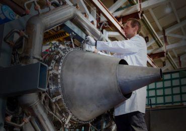 Натурный образец газогенератора двигателя ПД-8 представят на МАКС-2021