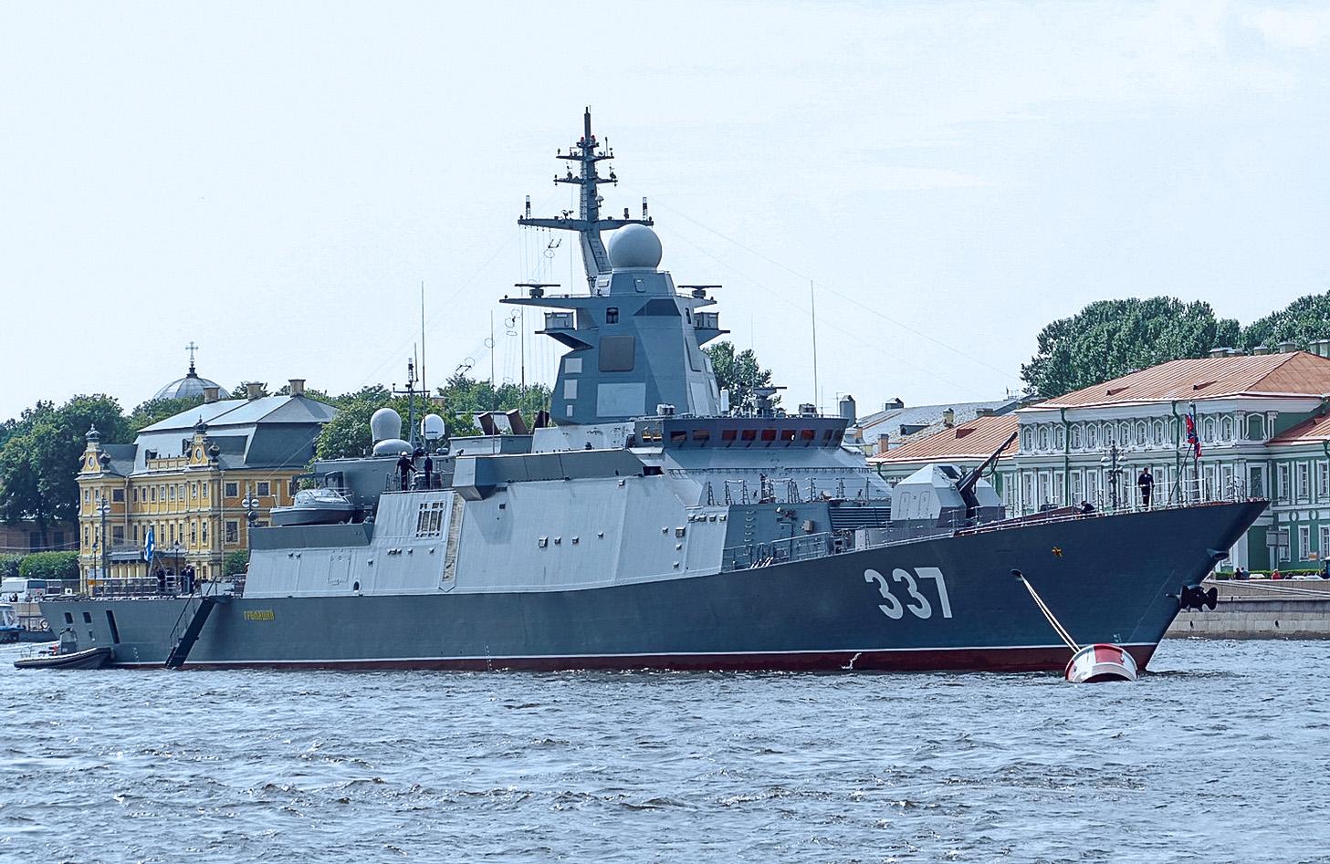 военное кораблестроение