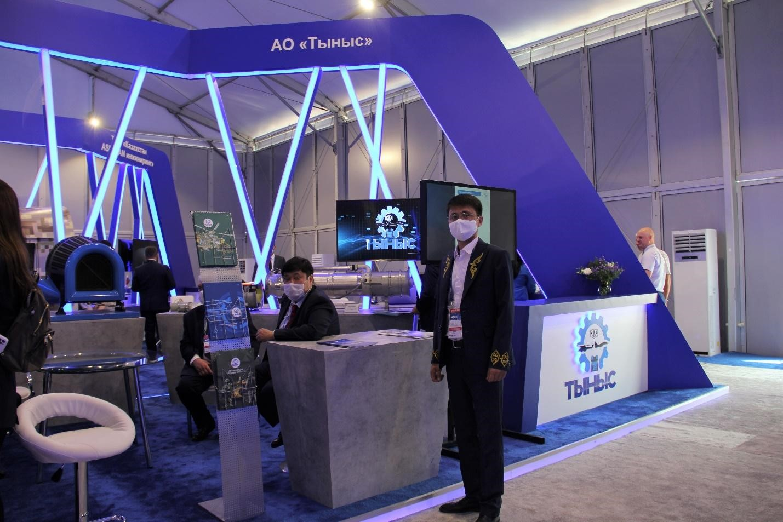 Казахстан МАКС-2021