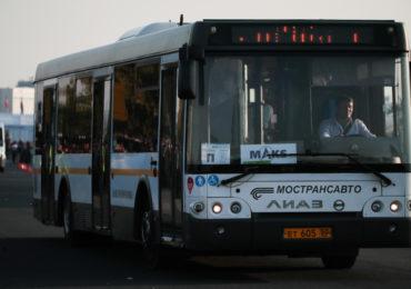 Общественный транспорт сокращает интервалы движения на МАКС-2021