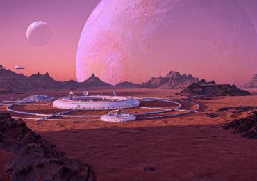 Обитаемый космос. Образы предстоящей экспансии