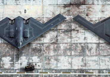 Технический облик разрабатываемого в США бомбардировщика В-21