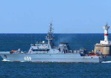 Новейший корабль противоминной обороны примет участие в Севастопольском морском салоне СВМС 2021