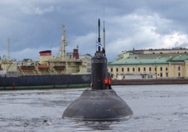 До 2024 года в состав ТОФ войдут 6 подводных лодок проекта 636.3