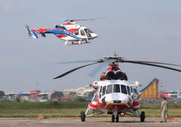 Ансат и Ми-171А2 представят на SITDEF-2021